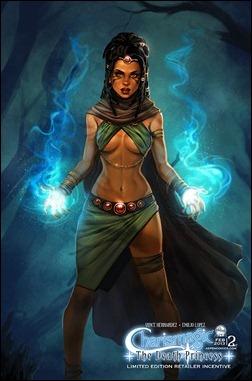 Charismagic: The Death Princess #2 Cover C
