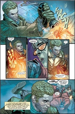 Constantine #1 Preview 2