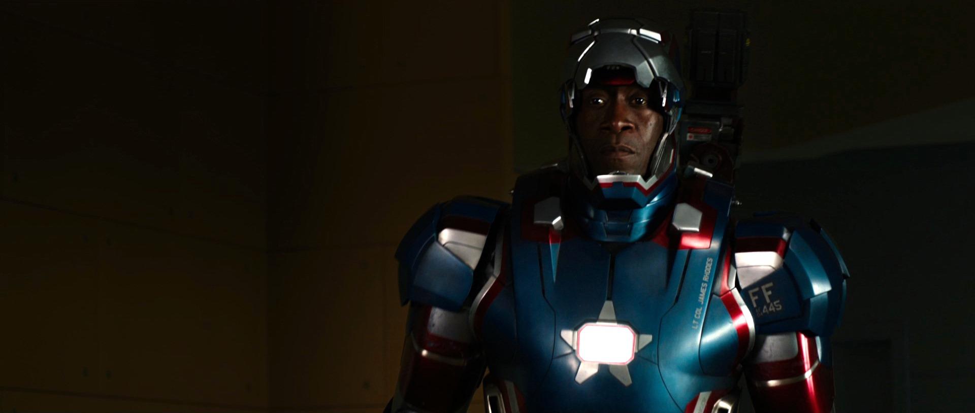 Iron Man 2008 film  Wikipedia