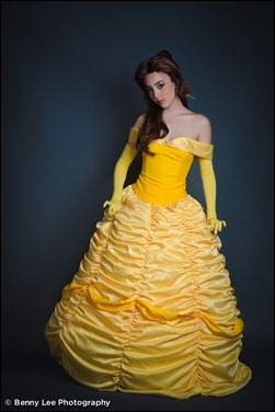 Monika Lee as Belle