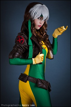 Monika Lee as Rogue