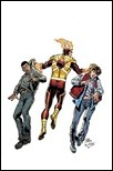 THE FURY OF FIRESTORM: THE NUCLEAR MAN #20