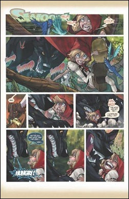 Fairy Quest #1 Preview 4