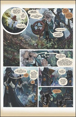 Fairy Quest #1 Preview 6