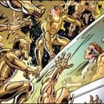 Fantastic Four #5AU First Look