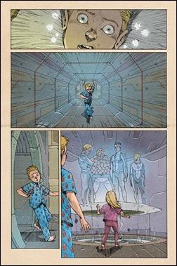 Fantastic Four #5AU Preview 2