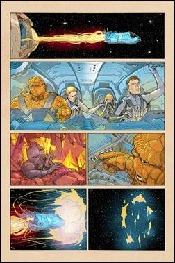 Fantastic Four #5AU Preview 3