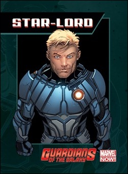 Guardians of the Galaxy Trading Card - Star-Lord