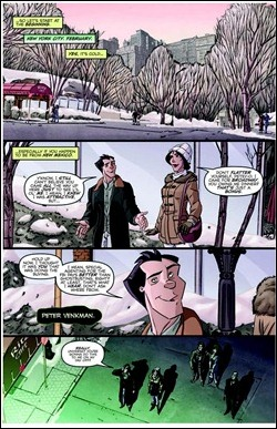 New Ghostbusters #1 Preview 3