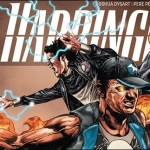 Preview: Harbinger #9 by Dysart & Perez