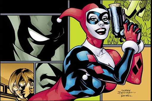 HARLEY QUINN: NIGHT AND DAY TP