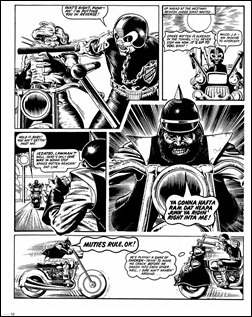 Judge Dredd: The Complete Brian Bolland – Deluxe Limited Edition Hardcover Preview 4