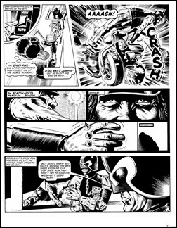 Judge Dredd: The Complete Brian Bolland – Deluxe Limited Edition Hardcover Preview 5