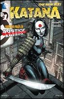 Katana #1 Cover