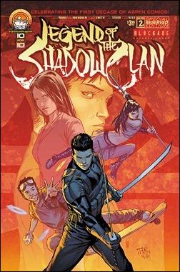 Legend Of The Shadowclan #2 Cover B - Tan