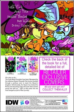 My Little Pony: Friendship is Magic #3 Preview 1