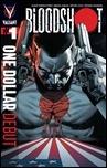 One Dollar Debut - Bloodshot #1