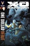 One Dollar Debut - X-O Manowar #1