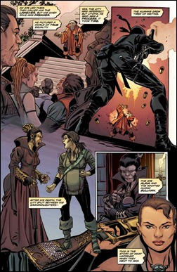 Planet of the Apes Special #1 Preview 4