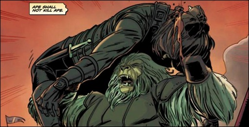 Planet of the Apes Special #1