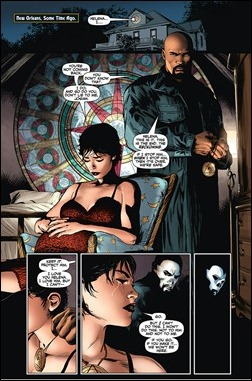 Shadowman Vol. 1: Birth Rites TPB Preview 1
