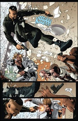 Shadowman #5 Preview 4