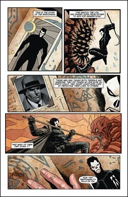 Shadowman #5 Preview 7