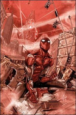 Superior Spider-Man #6AU Cover