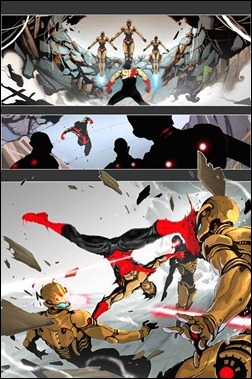 Superior Spider-Man #6AU Preview 3