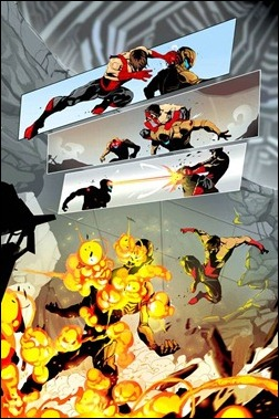 Superior Spider-Man #6AU Preview 4