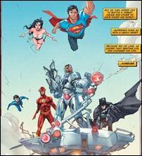 Superman #15 Panel