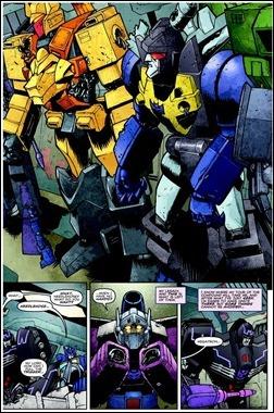 Transformers Spotlight: Megatron Preview 4