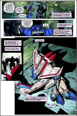 Transformers Spotlight: Megatron Preview 6