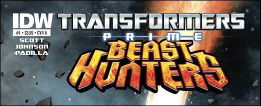 TRANSFORMERS PRIME: BEAST HUNTERS #1
