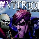 Preview: Vitriol The Hunter #1 (IDW) by Billy Martin & Brent Allen