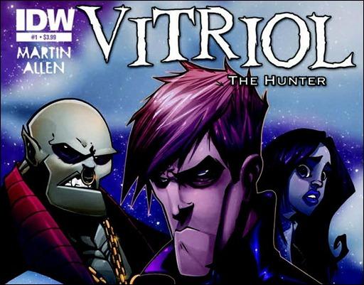 Vitriol the Hunter #1