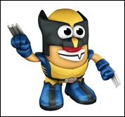 Wolverine Mister Potato Head