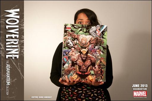 Wolverine: Adamantium Collection HC