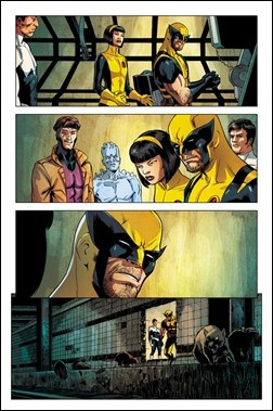 X-Termination #1 Preview 3