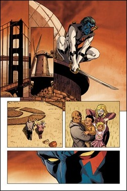 X-Termination #1 Preview 4
