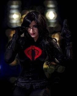 Callie Cosplay - Baroness