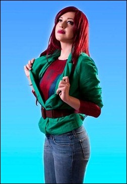 Callie Cosplay - Mary Jane