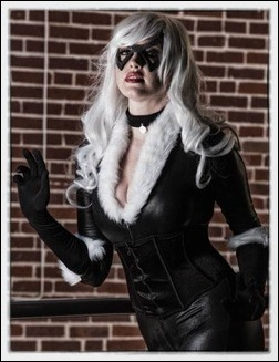 Callie Cosplay - Black Cat