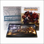 TRANSFORMERS: Art of the Fall of Cybertron Deluxe Limited Edition Available