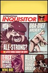 ARCHER & ARMSTRONG #10 Cover - Pullbox Variant
