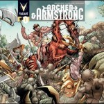 Preview: Archer & Armstrong #0 by Fred Van Lente & Clayton Henry