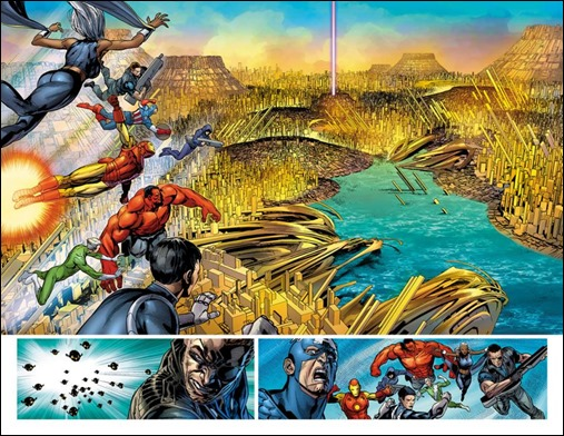 Age of Ultron #6 Preview 1