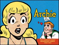 Archie: The Complete Daily Newspaper Comics 1960–1963