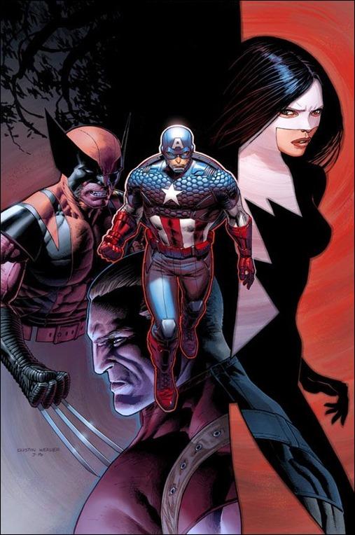 Avengers #10 Cover