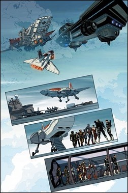 Avengers #10 Preview 1